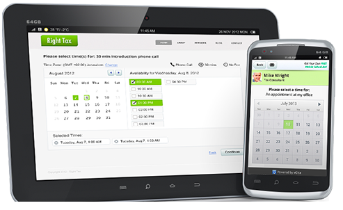 Online scheduling for Canadian pharmacies