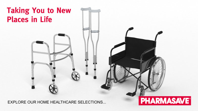 PHARMASAVE westmount place - home health care products